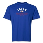 Japan 2014 FIFA World Cup Brazil(TM) Men's Training Camp T-Shirt (Royal)