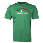 Mexico 2014 FIFA World Cup Brazil(TM) Men's Training Camp T-Shirt (Green)