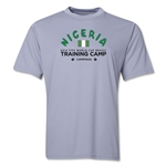 Nigeria 2014 FIFA World Cup Brazil(TM) Men's Training Camp T-Shirt (Grey)