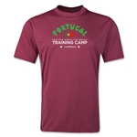 Portugal 2014 FIFA World Cup Brazil(TM) Men's Training Camp T-Shirt (Maroon)