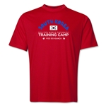 South Korea 2014 FIFA World Cup Brazil(TM) Men's Training Camp T-Shirt (Red)