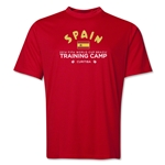 Spain 2014 FIFA World Cup Brazil(TM) Men's Training Camp T-Shirt (Red)