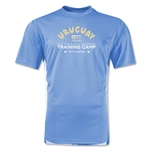 Uruguay 2014 FIFA World Cup Brazil(TM) Men's Training Camp T-Shirt (Sky)