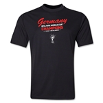Germany 2014 FIFA World Cup Brazil(TM) Champions Training T-Shirt (Black)