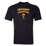 Germany 2014 FIFA World Cup Brazil(TM) Champions Trophy Training T-Shirt (Black)