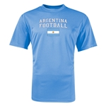 Argentina Football Training T-Shirt (Sky)