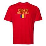 Chad Football Training T-Shirt (Red)