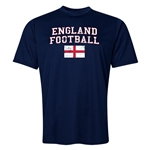 England Football Training T-Shirt (Navy)