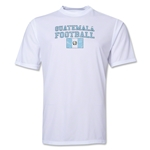 Guatemala Football Training T-Shirt (White)