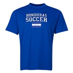Honduras Soccer Training T-Shirt (Royal)