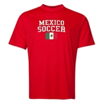 Mexico Soccer Training T-Shirt (Red)
