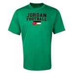 Jordan Football Training T-Shirt (Green)