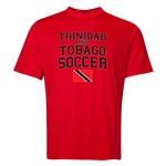 Trinidad & Tobago Soccer Training T-Shirt (Red)