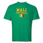 Mali Football Training T-Shirt (Green)