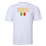 Senegal Football Training T-Shirt (White)