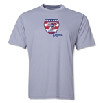 USA Sevens Vegas Rugby Performance T-Shirt (Gray)