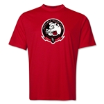Portland Rugby Performance T-Shirt (Red)