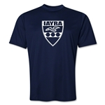 Rugby Iowa Performance T-Shirt (Navy)