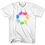 La Liga Color Wheel T-shirt