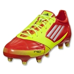 adidas F50 adizero XTRX SG Leather (High Energy/White/Electricity)