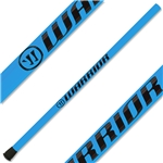 Warrior Kryptolite Neon Attack Handle 30 Lacrosse Shaft (Blue)
