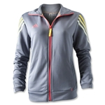 adidas Women's SpeedKick Jacket (Gray)