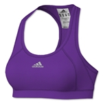 adidas Women's TechFit 2013 Bra (Purple)
