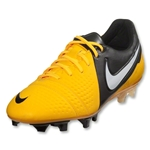 Nike CTR360 Maestri III FG Cleats (Citrus/Black/White)