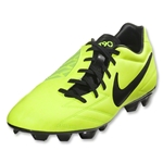 Nike T90 Shoot IV FG (Volt/Citron/Black)