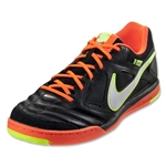 Nike Nike5 Gato Leather (Black/Total Crimson/Sunset)