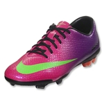 Nike Mercurial Vapor IX FG Junior (Fire Berry/Pure Purple)