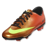 Nike Mercurial Veloce FG Junior (Sunset/Total Crimson)