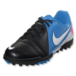 Nike CTR360 Libretto III TF Junior (Black/Photo Blue)