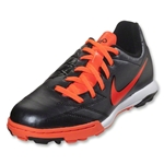 Nike Junior T90 Shoot IV TF (Black/Total Crimson)