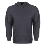 Hooded Pullover Fleece (Gray)