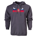 Arsenal Skyline Hoody (Dark Gray)