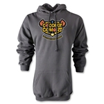 Coconut Cohort Alternative Rugby Commentary Hoody (Gray)