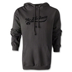 The Blackness Alternative Rugby Commentary Hoody (Black)
