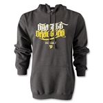 Shackle Draggers Alternative Rugby Commentary Hoody (Dark Gray)