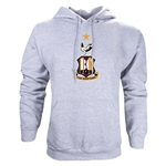 Bradford City Crest Hoody (Light Gray)