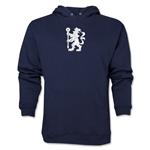 Chelsea Distressed Lion Hoody (Navy)