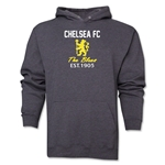 Chelsea Graphic Hoody (Dark Grey)