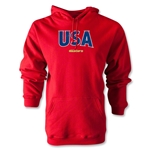 USA CONCACAF Gold Cup 2013 Hoody (Red)