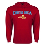 Costa Rica CONCACAF Gold Cup 2015 Big Logo Hoody (Red)