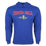 Costa Rica CONCACAF Gold Cup 2015 Big Logo Hoody (Royal)
