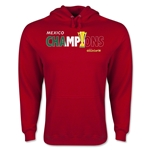 Mexico Champions Hoody (Red)