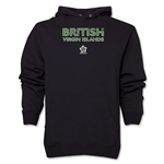 British Virgin Islands CONCACAF Distressed Hoody (Black)