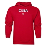 Cuba CONCACAF Distressed Hoody (Red)