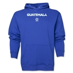 Guatemala CONCACAF Distressed Hoody (Royal)