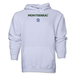 Montserrat CONCACAF Distressed Hoody (White)